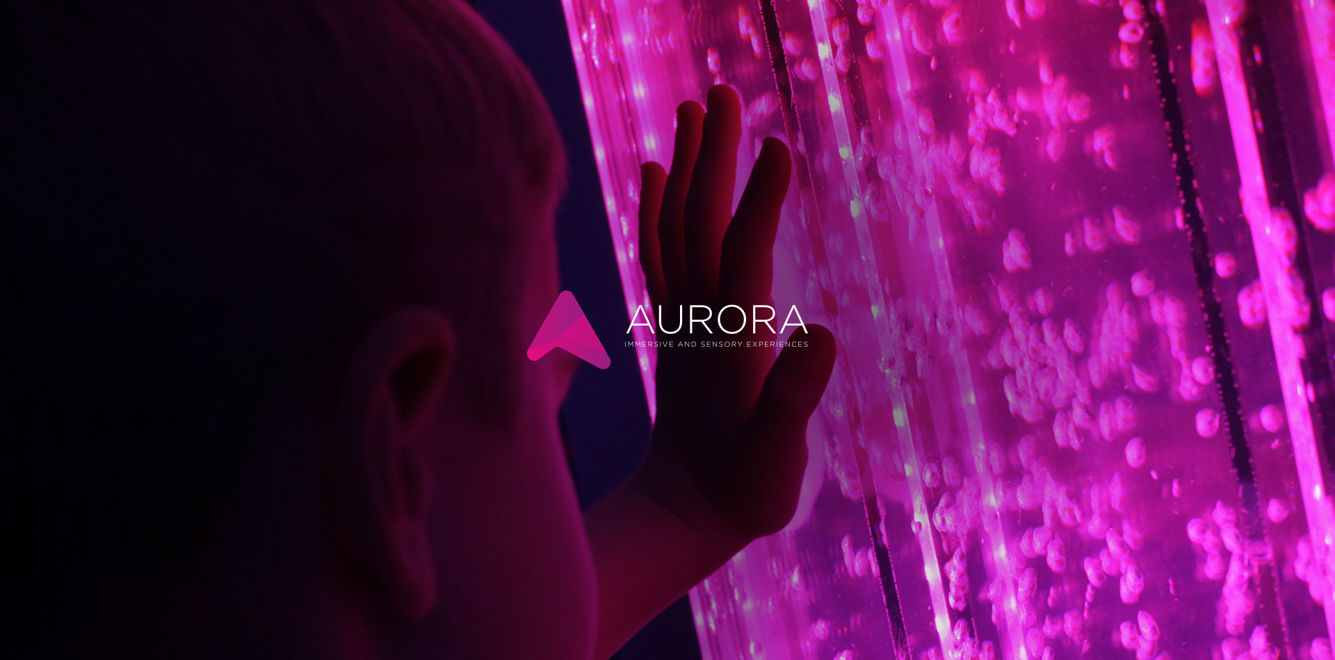 Aurora - Sensory rooms and immersive spaces